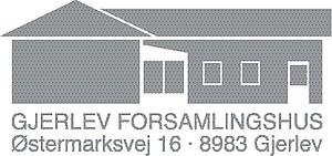 Gjerlev Forsamlingshus nyt logo.
